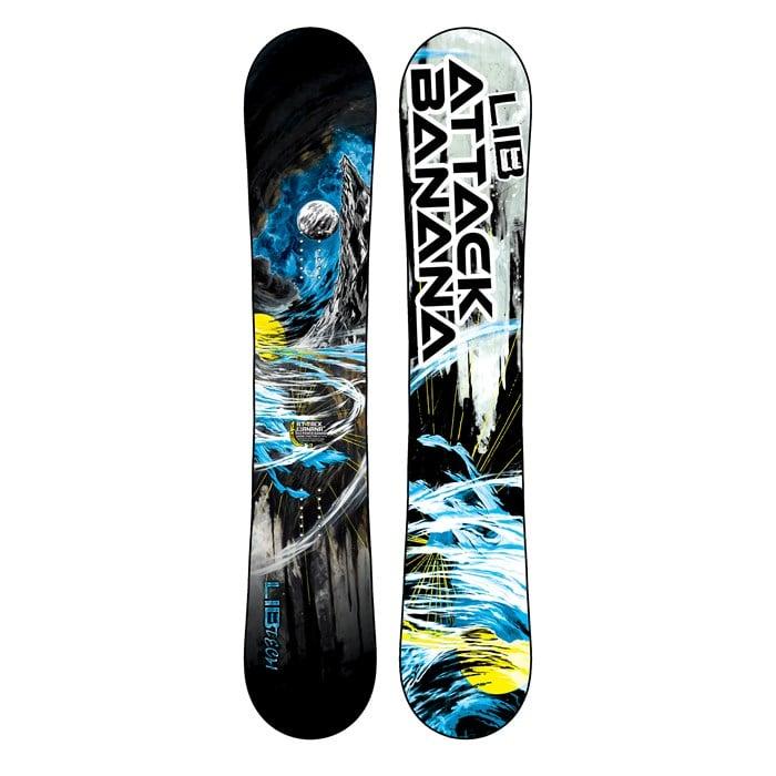 Lib Tech - Attack Banana EC2BTX Snowboard 2014