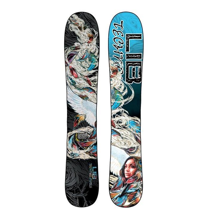 Lib Tech - Birdman FDBTX HP Snowboard 2014