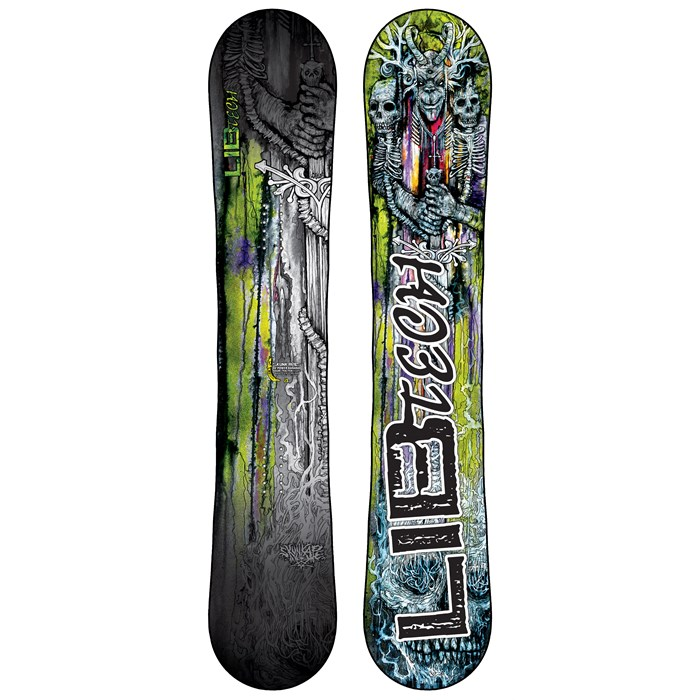 Lib Tech - Skunk Ape C2BTX Snowboard 2014