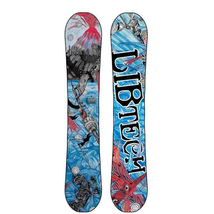 Lib Tech - T.Rice Pro C2BTX HP Snowboard 2014