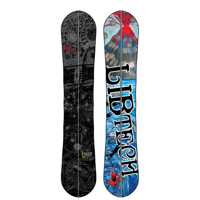 Lib Tech - T.Rice C2BTX HP Splitboard 2014