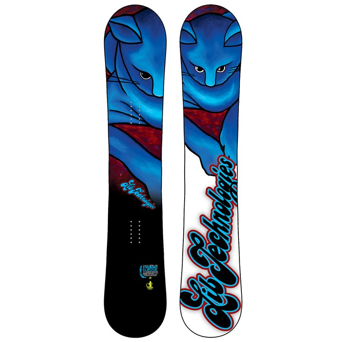 Lib Tech - Phoenix Jamie Lynn C3BTX Mid Wide Snowboard 2014