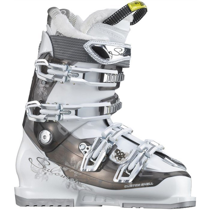 Salomon Idol 75 Ski Boots Women S 2013 Evo