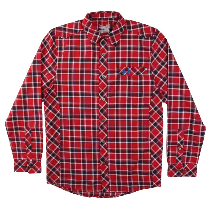 Under Armour - Carthage Button-Down Flannel Shirt