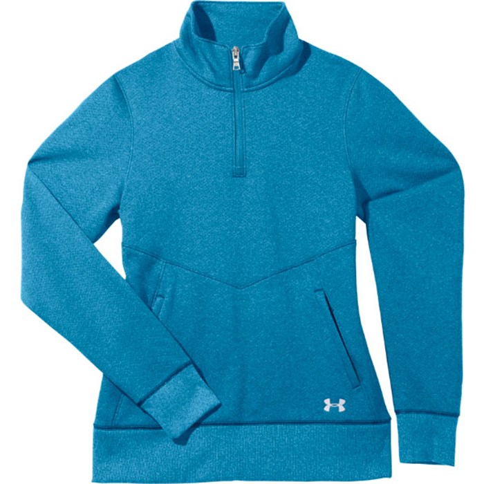 Under Armour - Coldgear® Infrared Tech 1/4 Zip Fleece - Women's