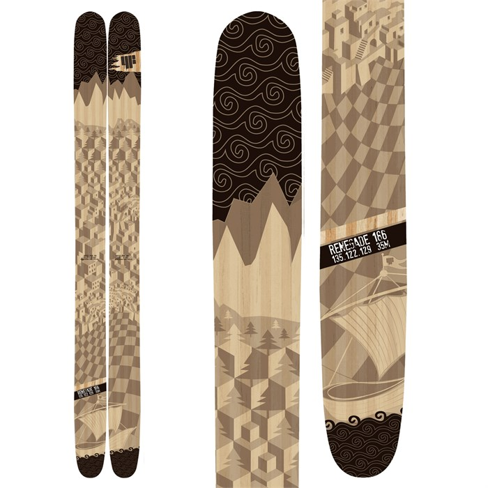 4FRNT - Renegade Skis 2014