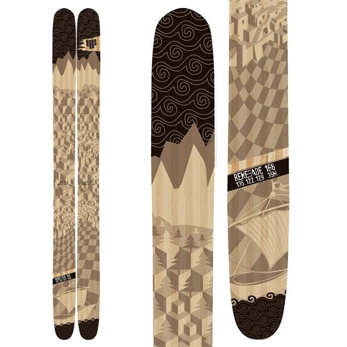 4FRNT - Renegade Skis 2014