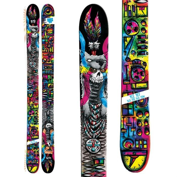 4FRNT - YLE Skis 2014