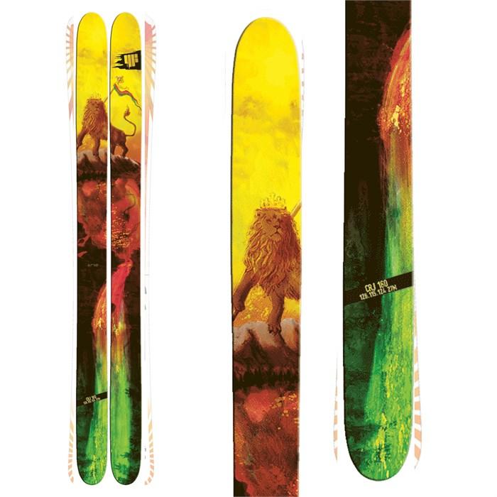 4FRNT - CRJ Skis 2014