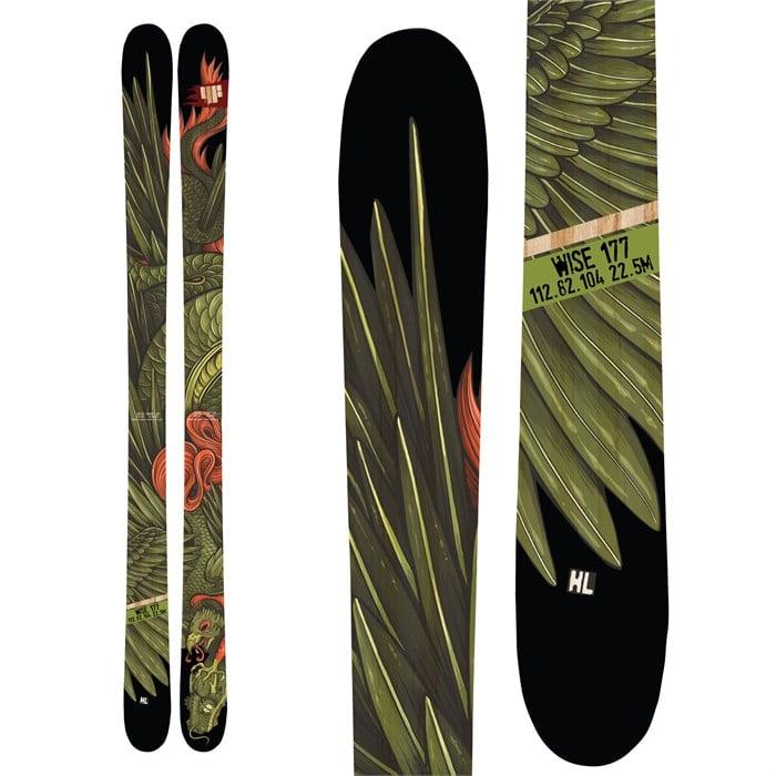 4FRNT - Wise Skis 2014