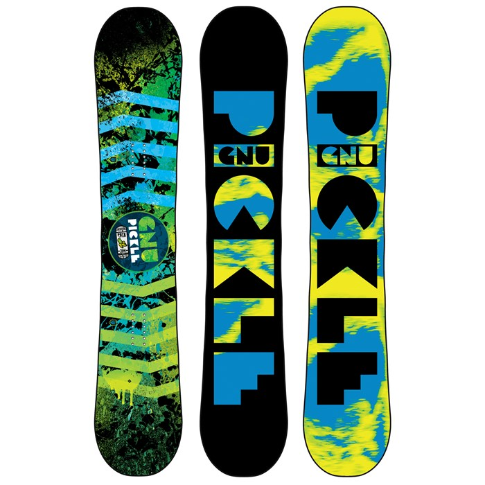 GNU - Pickle PBTX Snowboard 2014