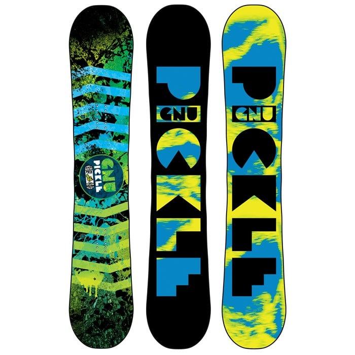 GNU - Pickle PBTX Snowboard 2014