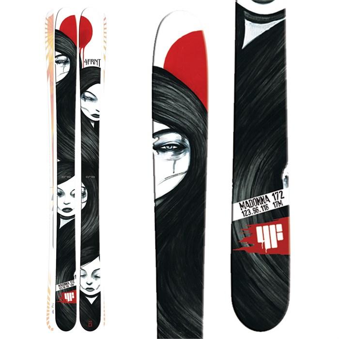 4FRNT - Madonna Skis - Women's 2014