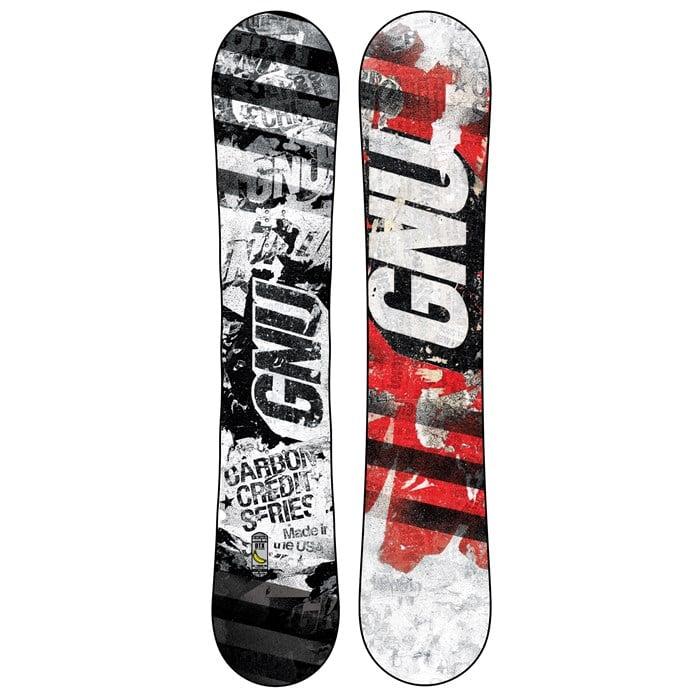 GNU - Carbon Credit BTX Snowboard 2014