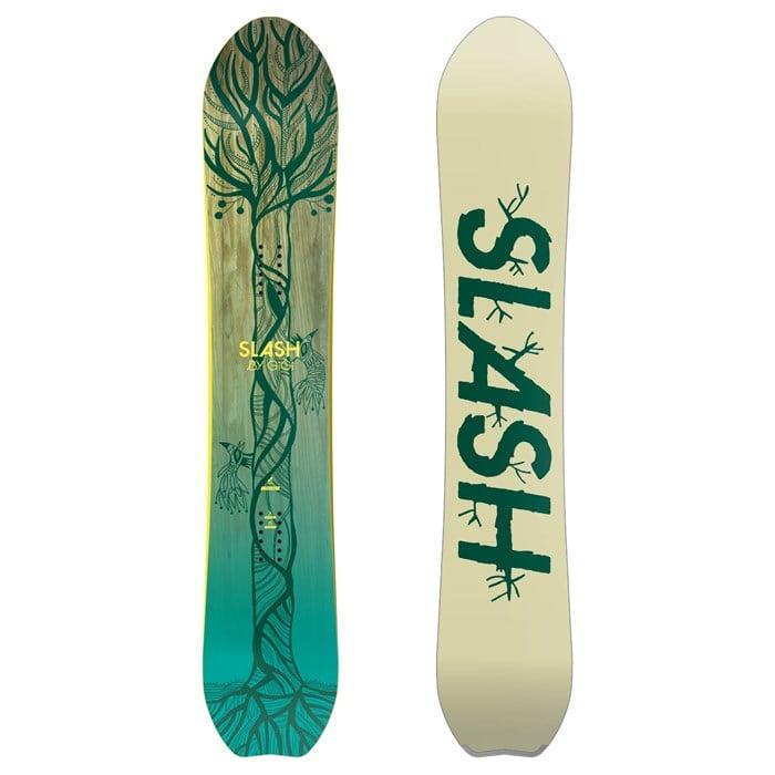 Slash - Straight Snowboard 2014