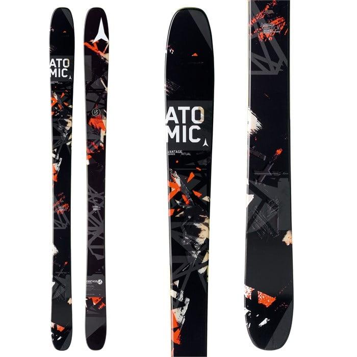 Atomic - Ritual Skis 2014