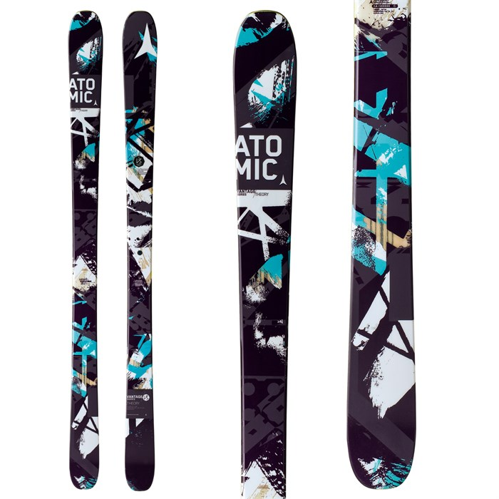 Atomic - Theory Skis 2014