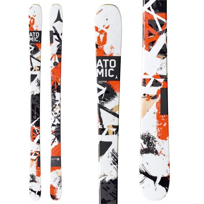 Atomic - Panic Skis 2014