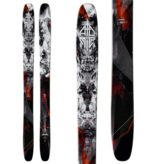 Atomic - Automatic Skis 2014