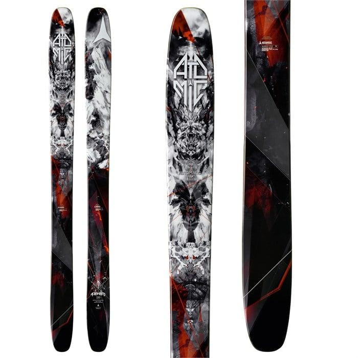 Atomic - Automatic Skis 2014