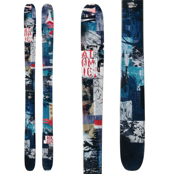 Atomic - Blog Skis 2014