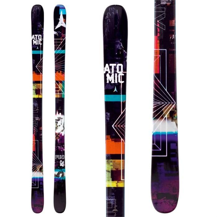 Atomic - Punx Skis 2014