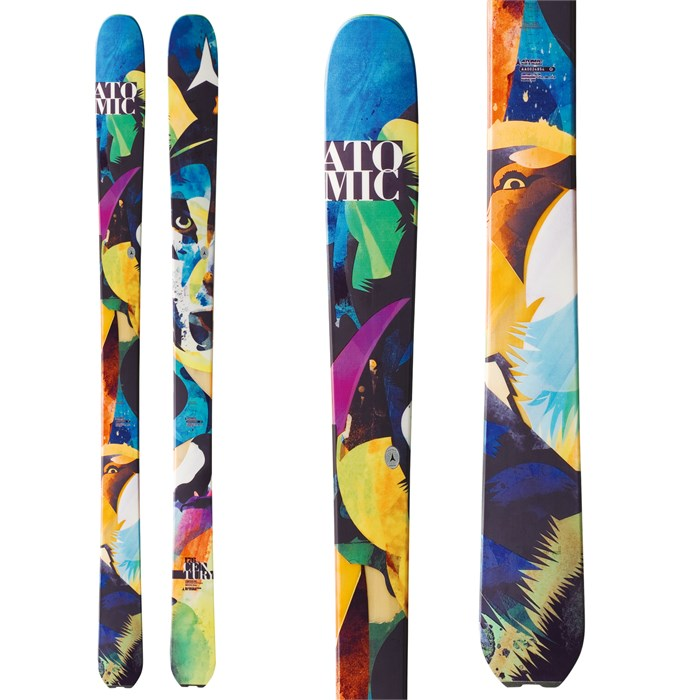 Atomic - Century Skis - Women's 2014