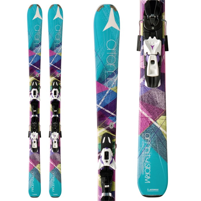 Atomic - Affinity Storm Skis + XTO 10 AF Bindings - Women's 2014