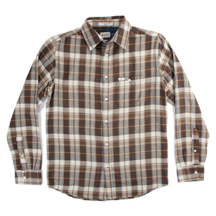 Matix - Double Trouble Button-Down Shirt