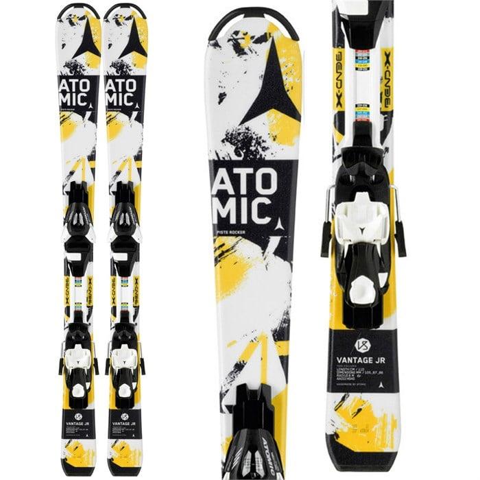 Atomic Vantage Jr. III Skis + EZYTRACK 7 Bindings