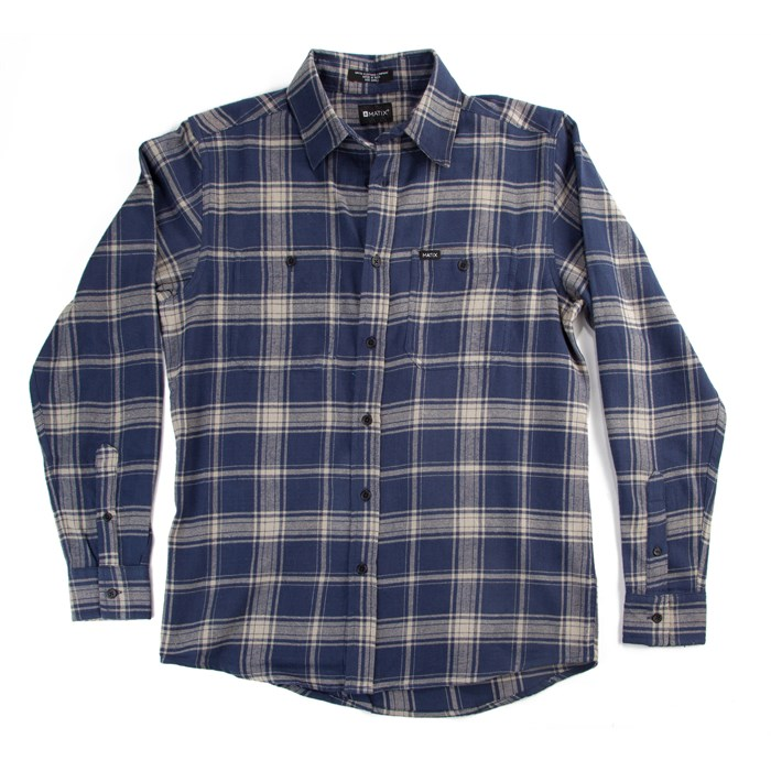 Matix - Lincoln Button-Down Flannel