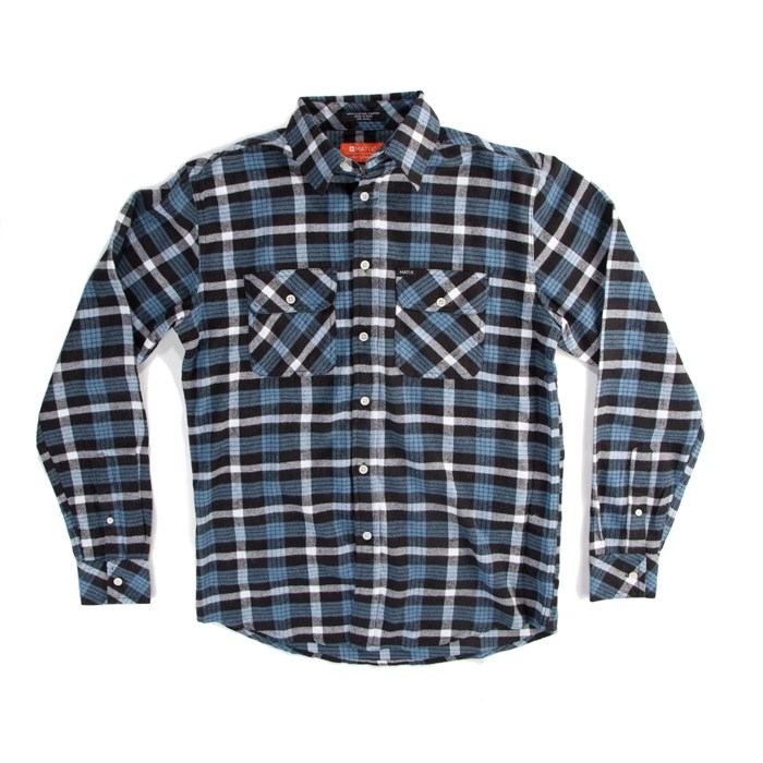 Matix - Woodsmen Button-Down Flannel