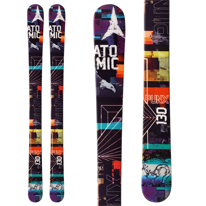 Atomic - Punx Jr. III Skis - Boy's 2014