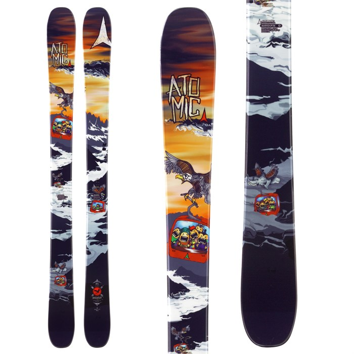 Atomic - Bent Chetler Mini Skis - Boy's 2014