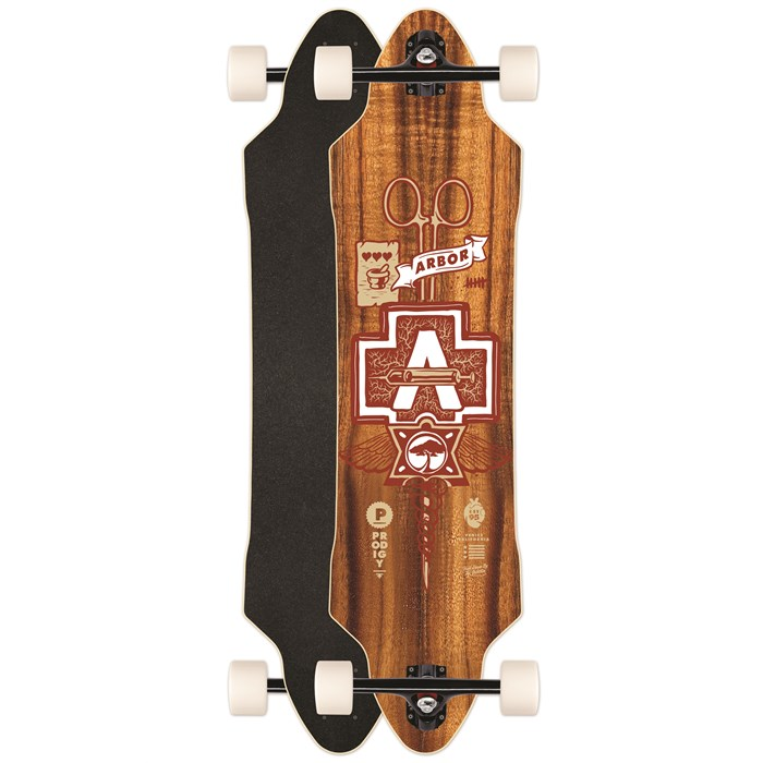 Arbor - Prodigy GT Longboard Complete