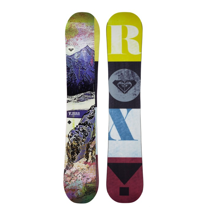 Roxy - T-Bird BTX+ Snowboard - Women's 2014