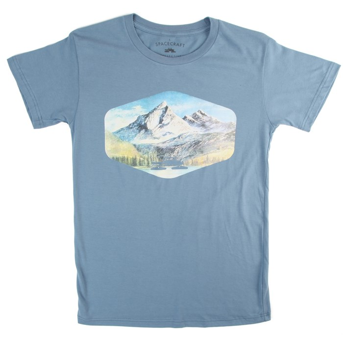 Spacecraft - Mountain S/S T-Shirt