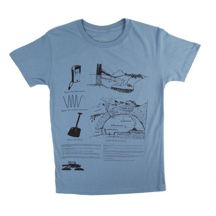 Spacecraft - Avalanche T-Shirt