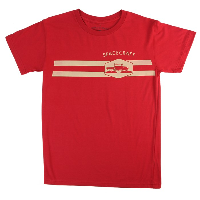 Spacecraft - Badge T-Shirt