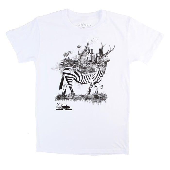 Spacecraft - Jackabra T-Shirt