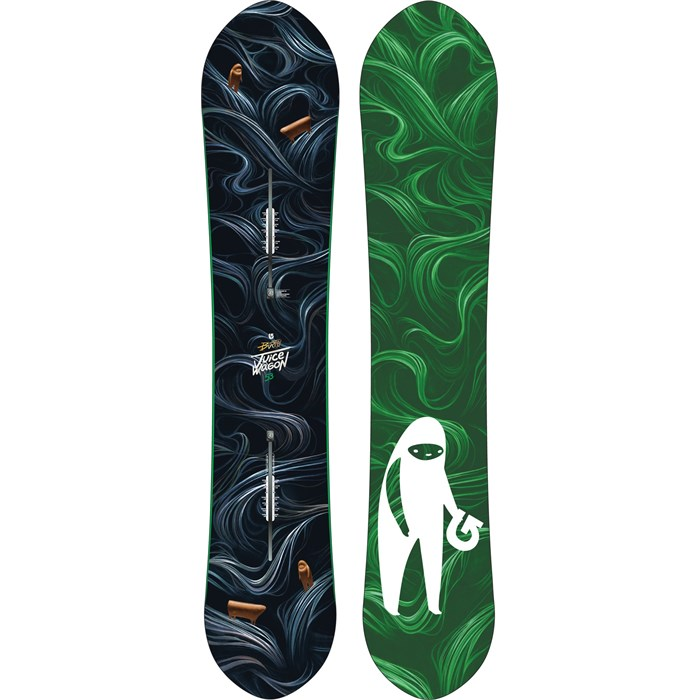 Burton - Juice Wagon Snowboard 2014