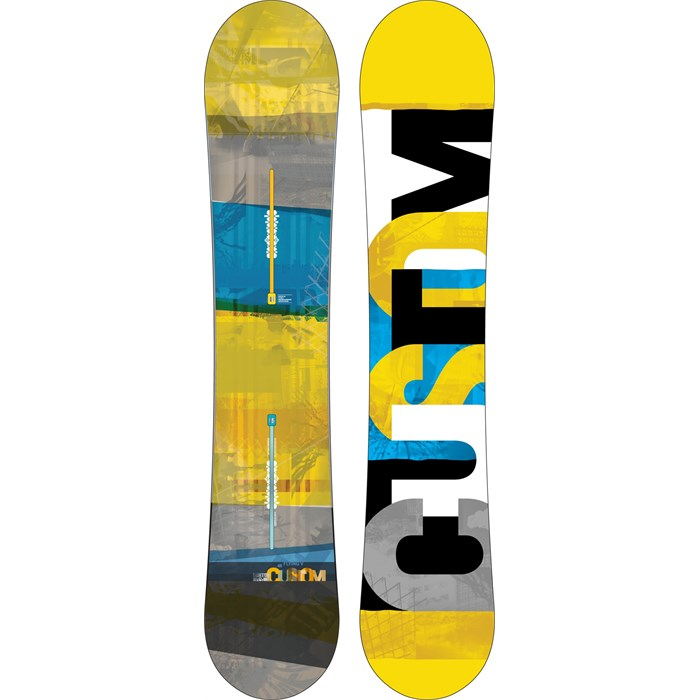 Burton - Custom Flying V Snowboard 2014