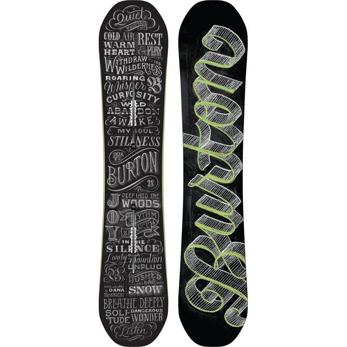 34a2ad3a3154 Burton Deja Vu Flying V Snowboard - Women s 2014