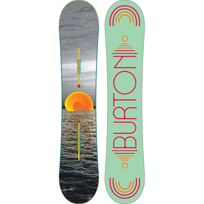 Burton - Lyric Snowboard - Women's 2014