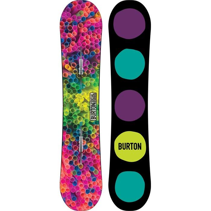 Burton - Social Snowboard - Women's 2014