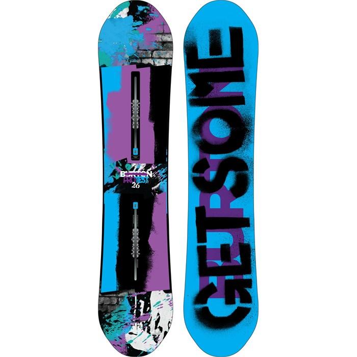 Burton - Protest Snowboard - Boy's 2014