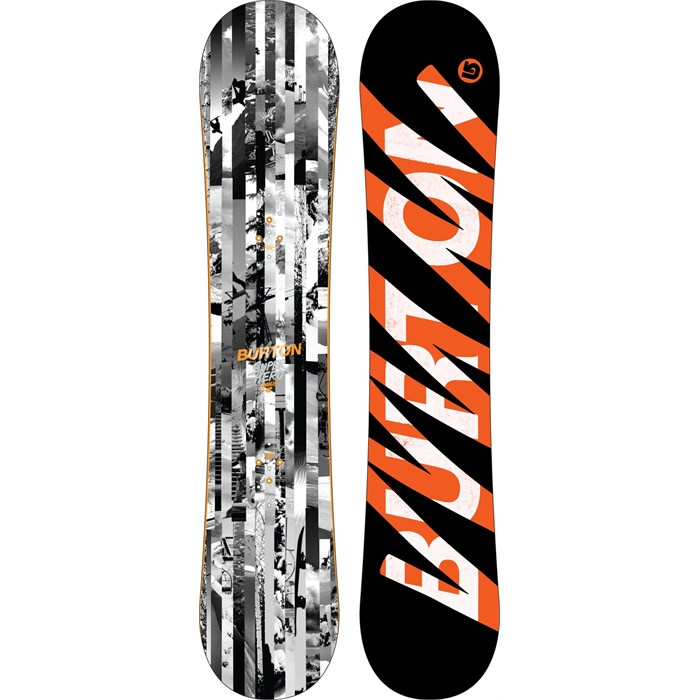 Burton - Super Hero Smalls Snowboard - Boy's 2014