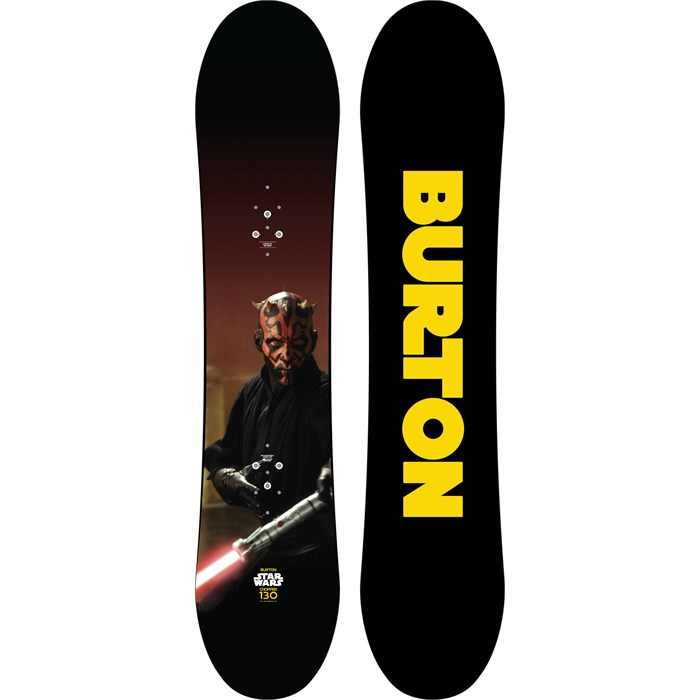 Burton - Chopper Star Wars Snowboard - Boy's 2014