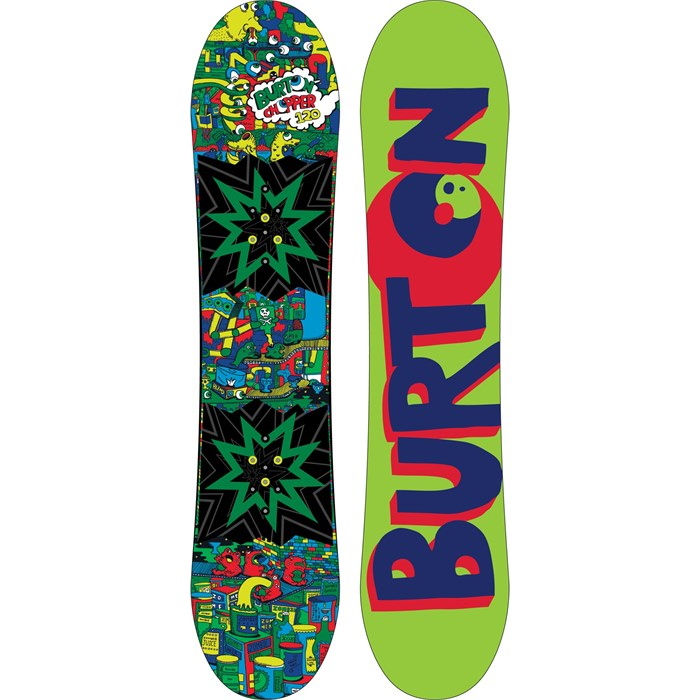 Burton - Chopper Snowboard - Boy's 2015