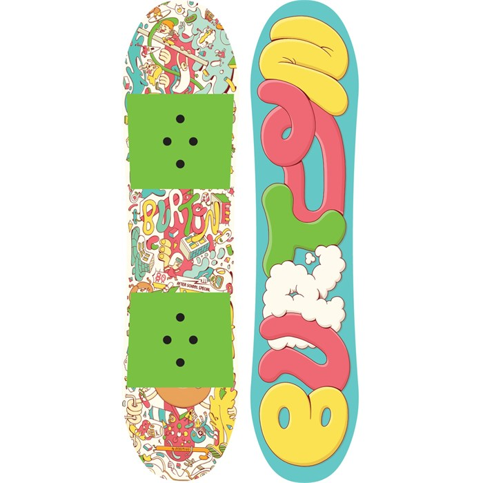 344be743f406 Burton After School Special Snowboard Package - Kid s 2015
